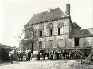 Château du Bâtiment (Ferme du Marronnier) - Famille Durand