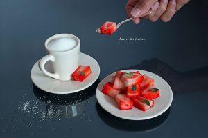"""""""Sucrer les fraises"""" - Illustration Pierre Jungers"""
