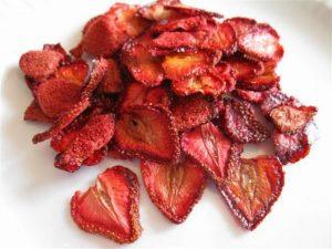 Astuces - Comment cuire la fraise