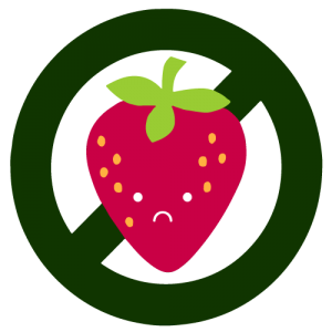 Allergie aux fraises